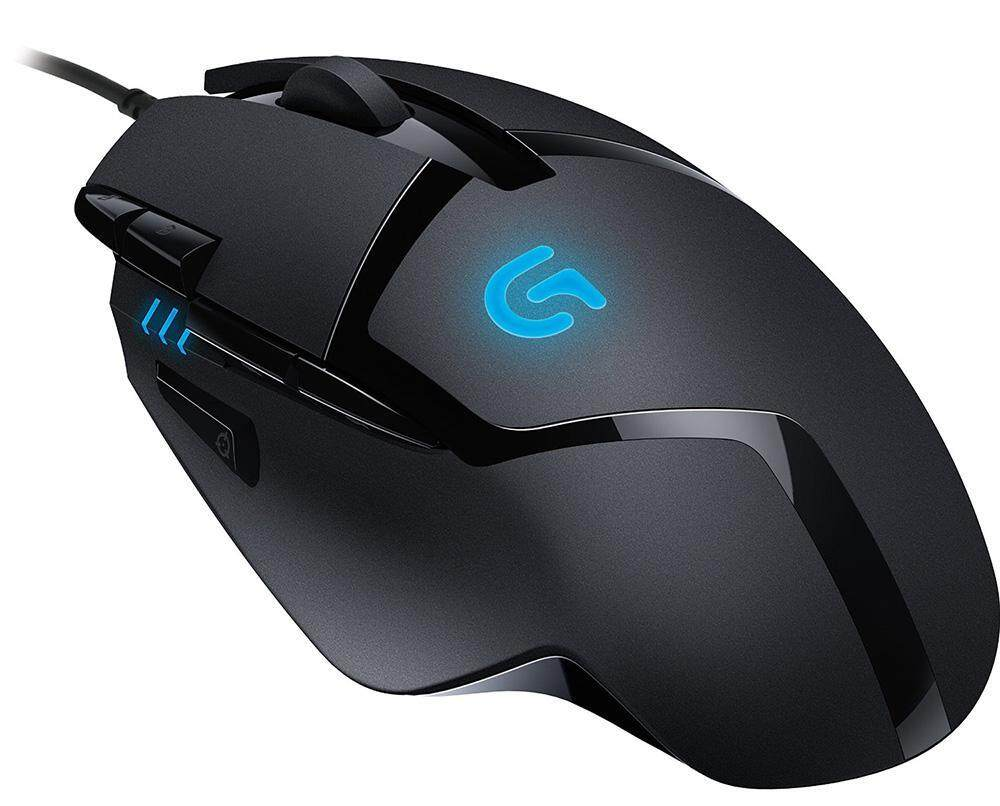 Logitech G402 Hyperion Fury FPS Gaming Mouse - Original Malaysia