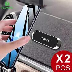 Giá Để Điện Thoại Từ Tính FLOVEME, Giá Đỡ Điện Thoại Từ Tính Mini Trong Xe Hơi Cho iPhone 12 Pro Max 3.5-7 Inch iPhone 12Mini Samsung Xiaomi