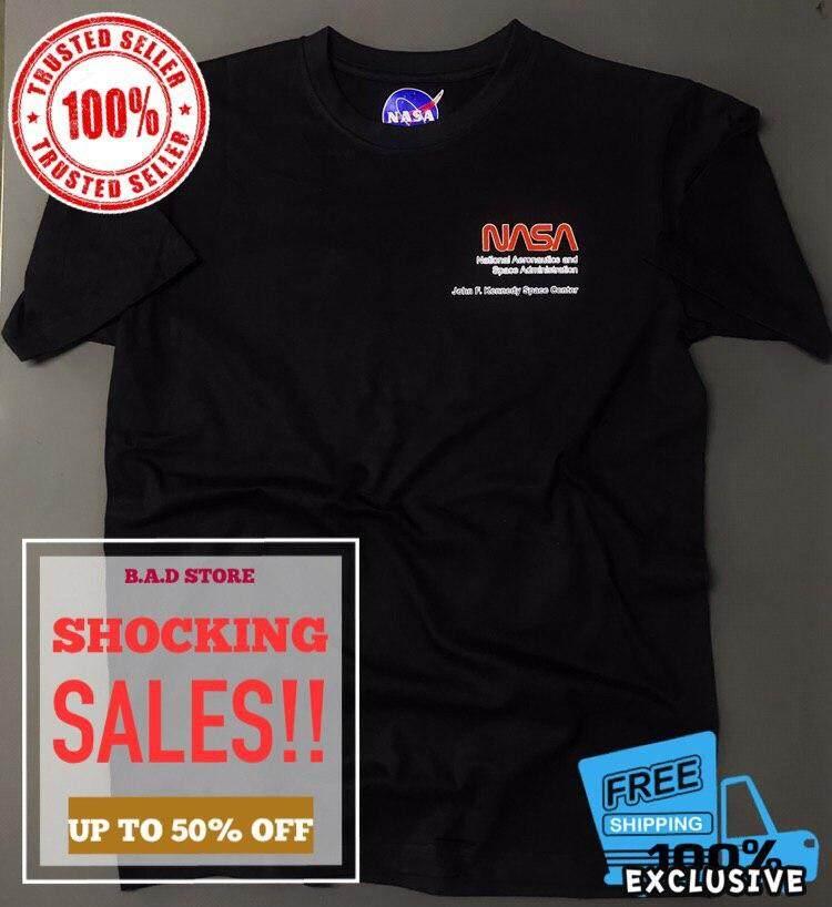 96208e7f829 ... Men. Limited Edition‼ Tshirt Vans X NASA (Black) 100% Cotton