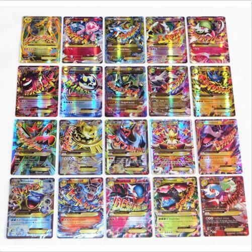 60pcs Pokemon Ex All Mega Holo Flash Trading Cards No Repeat Charizard Venusaur By Foreverstream.