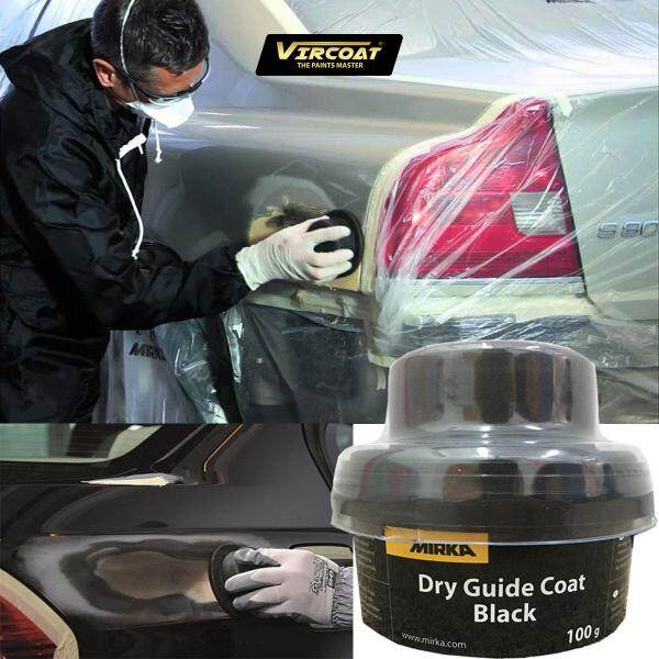 MIRKA-9193500111 Black Dry Guide Coat 100g/ Dry Sanding Powder