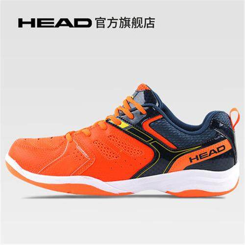 Head Light Non Slip Badminton Shoes For Men Training Breathable Anti-Slippery Mens Tennis Sneakers
