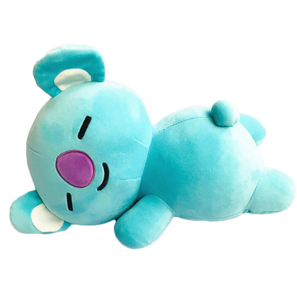 Yrngshang BTS BT21 Official Authentic Goods Pillow Cushion Plush Toy Doll