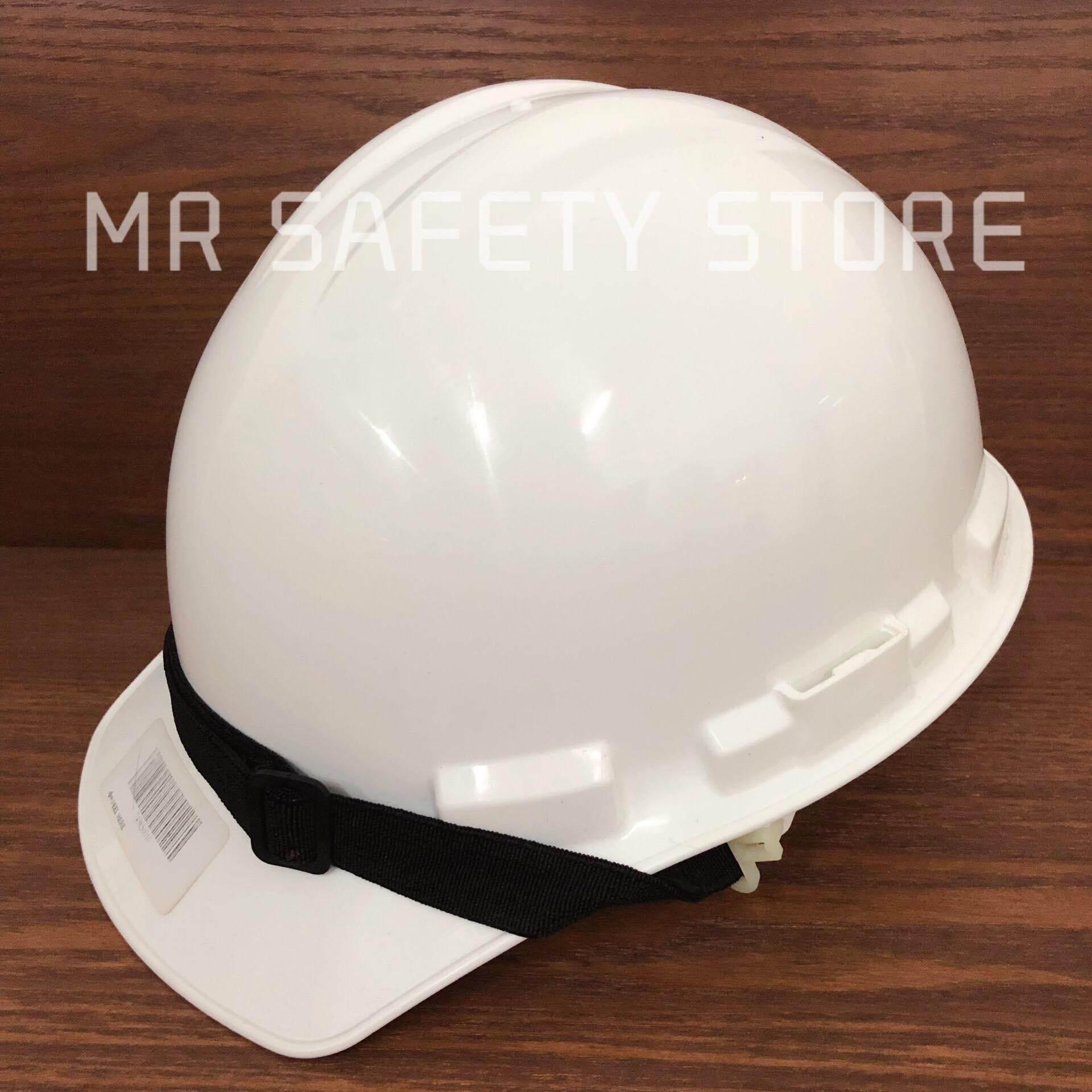 Tanker Safety Cap - White