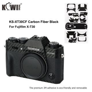 Thân máy ảnh Kiwifotos Keo dán trang trí da chống xước 3M Miếng dán phim bảo vệ cho máy ảnh Fuji Fujifilm X-T30 XT30 xt30 thumbnail