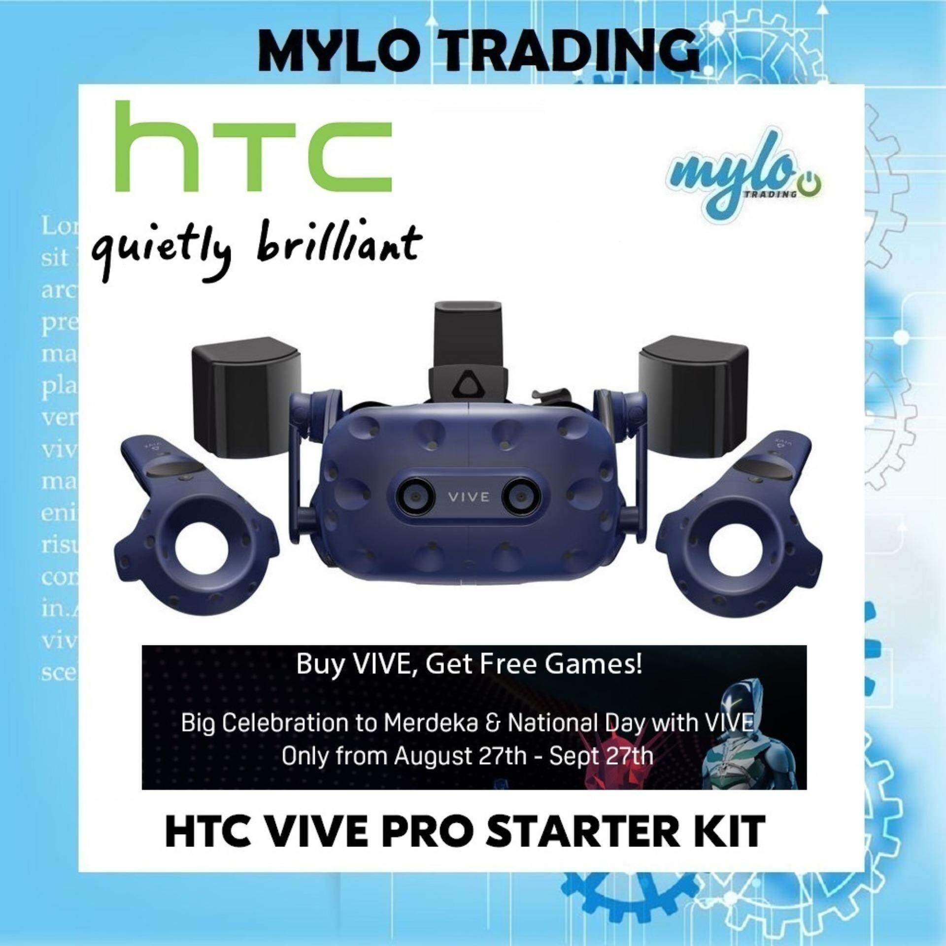 HTC Vive Pro Kit VR HEADSETS