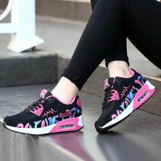 [SKM] Giày thể thao nữ Mới Giày Thể Thao Sinh Viên phong cách Hàn Quốc giày mềm nhẹ 21129 thumbnail