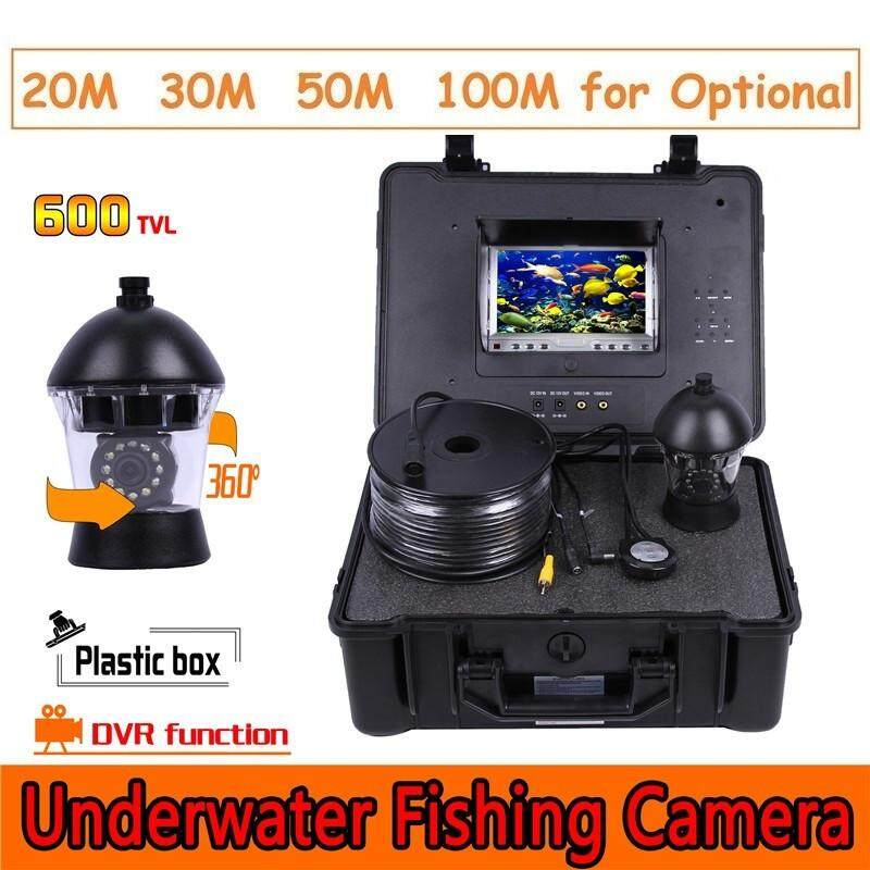 Cr110-7c Dvr Under Water Ptz Rotation 600tvl Camera 360 Degree With 20m To 100m Cable-50m Dvreu By Elec Mall.