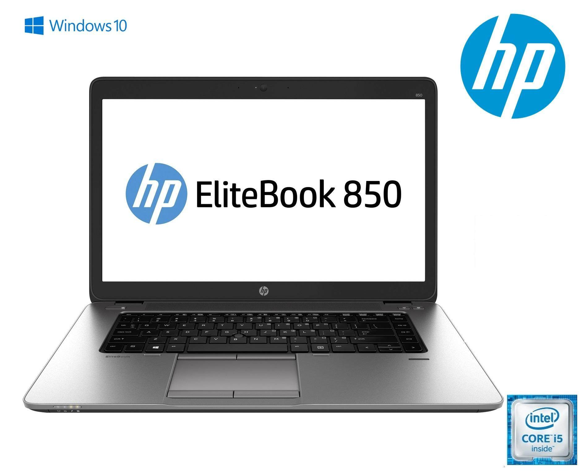 Refurbished HP 850 G1 ultrabook i5-4200U,4GB DDR3L - 320GB HDD - 15.6 HD LED Malaysia