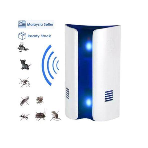 Dual Function Pest Repeller Chase Mosquito Fly Rat Spider Cockroach Away Malaysia Plug