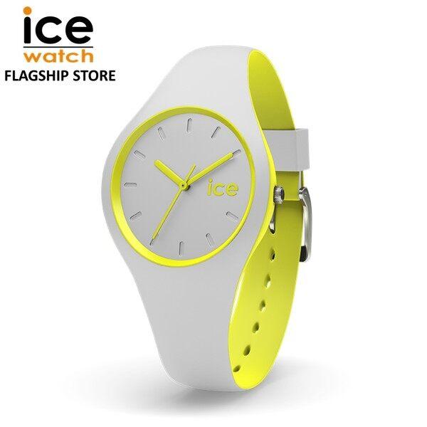 Ice-Watch ICE duo - Gray Yellow (Small) Malaysia