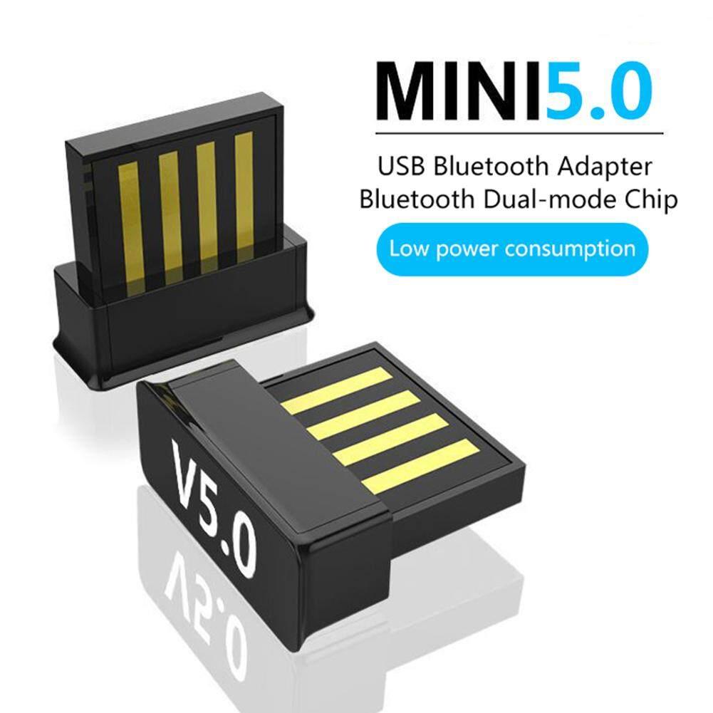 Bộ Chuyển Đổi Mini USB Bluetooth 5.0 Di Động Bộ Thu Âm Thanh Cho PC Máy Tính Xách Tay