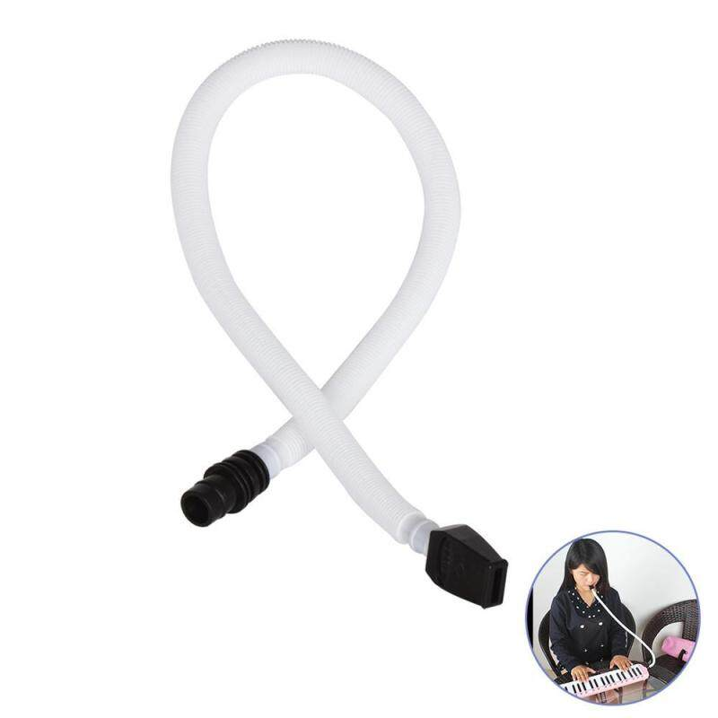 LightSmile [Original]57.5CM/22.4in Long Flexible Plastic Melodica Pianica Tube with a Black Mouthpiece Malaysia