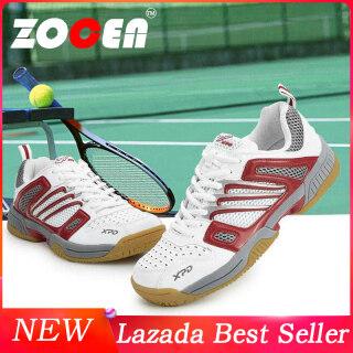 [Hàng Mới Về] Giày Tennis Nam ZOCEN, Giày Thể Thao Đế Cao Su Lưới, Giày Tennis Cho Nam thumbnail