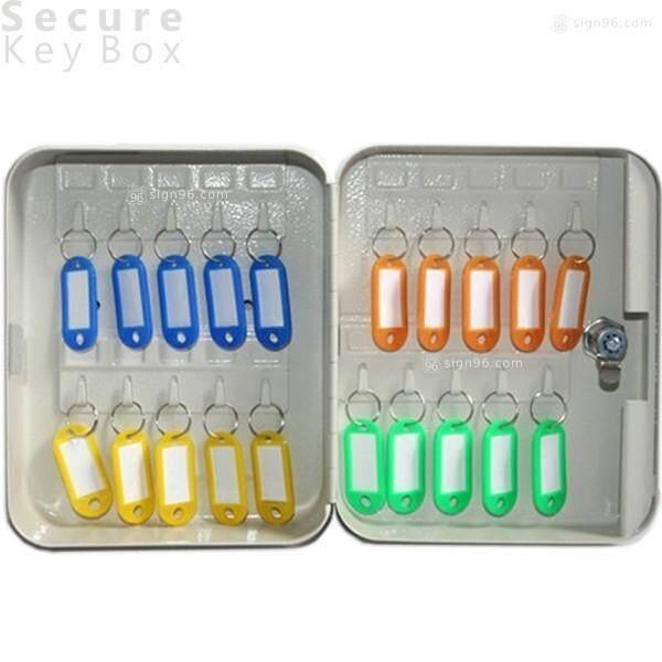 Metal Secure & Safe Key Box For 20 Keys