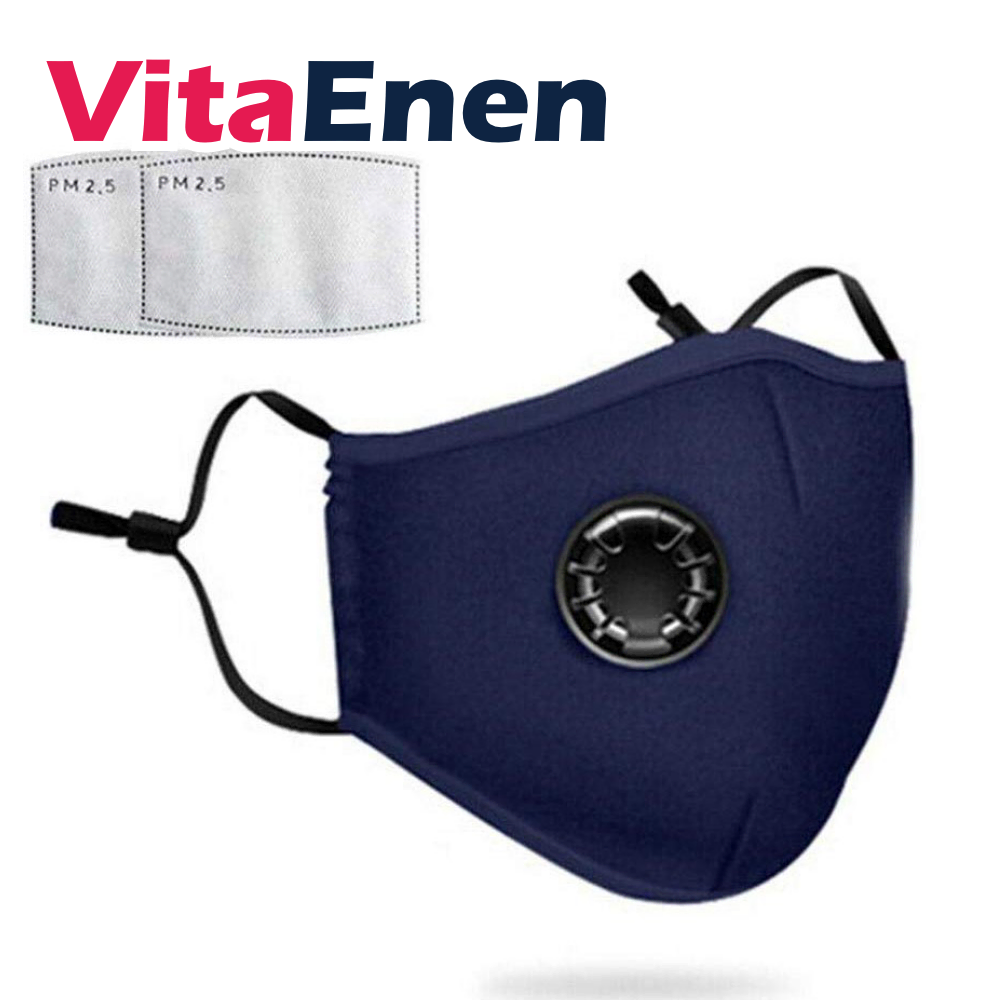 VITAENEN Man Women Filter Activated Carbon Filter adult Filters KN95 5 Layer Filter Against Bacteria Mouth Face Anti Dust Filter Mouth Cover Anti Fog Haze Respirator Filter,Pure Cotton Washable Strong Resistance Bacteria Out Protective Cloth