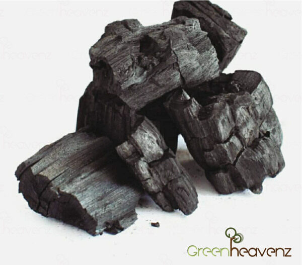 GHZ - Charcoal Arang for Orchid Media Potting Mix 350g