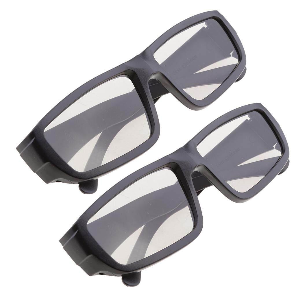 Gazechimp Unisex Passive 3D Glasses for 3D TVs Polarized Lenses for Eye  Protection bda3822d0b