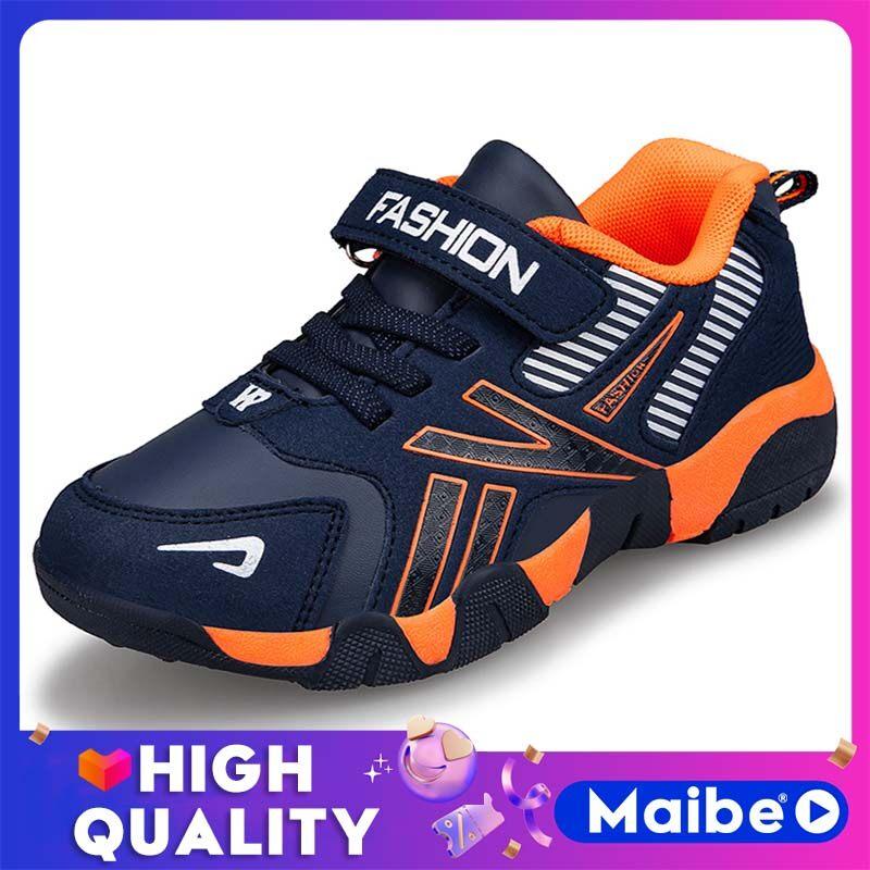 Maibe Thời Trang Trẻ Thoáng Khí Giày Thể Thao Trẻ Em Giày Giày Sneakers Trẻ Em Bé Trai Giày Học Giày Giày Chạy Unisex giầy Trẻ Em