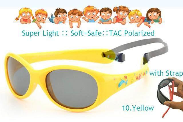 de70148e92c IVSTA 851 Flexible TR90 little Baby Sunglasses boys 1 2 3 years small size  Polarized lenses