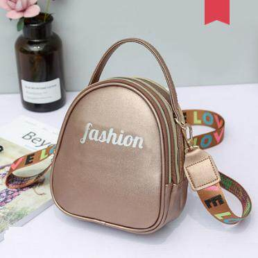 Women Korean Trend Wild Simple Small Inter layer Fashion Backpack