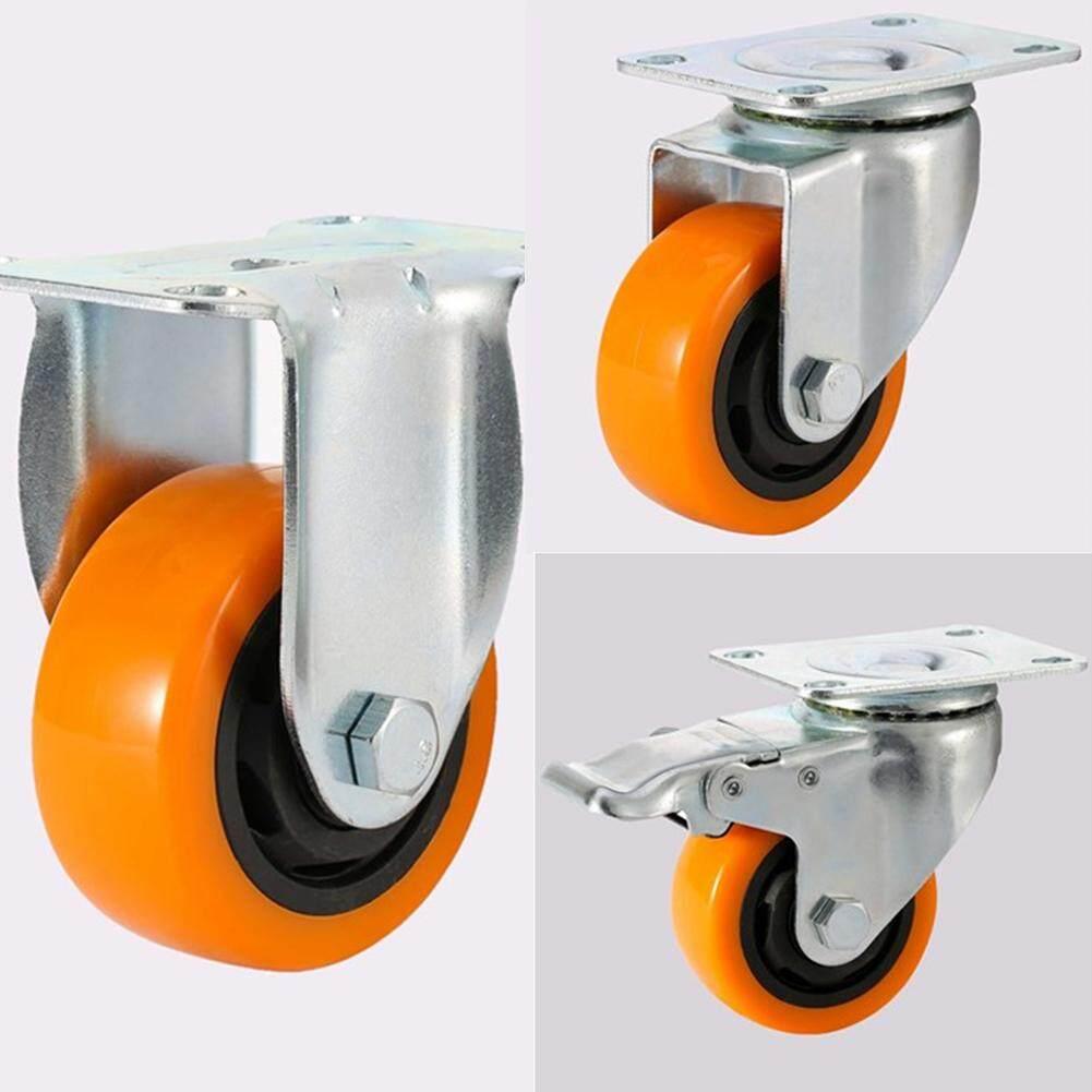 Laputa 3inch Heavy Duty 360 Degree Caster Wheel Roller for Platforms Trolleys Chairs