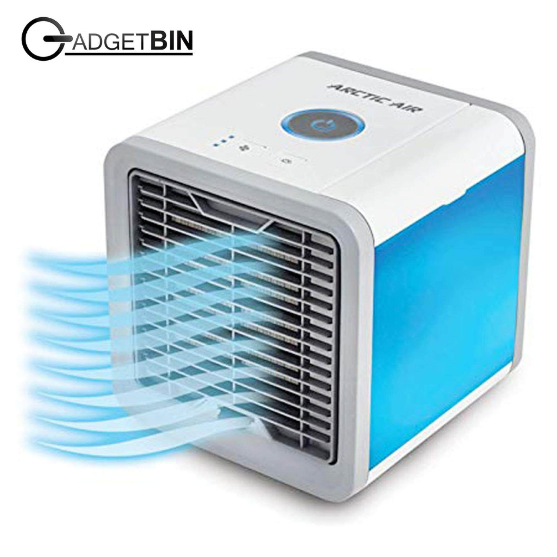 c443825f072d Arctic Air Personal Space Cooler Air Conditioner Humidifier 3 Speed LED  Night Light Air Cooler Fan