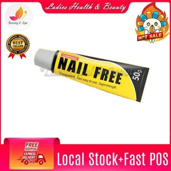 NAIL FREE GLUE GAM KUAT 50 GRAM ORIGINAL - HOT SALE!