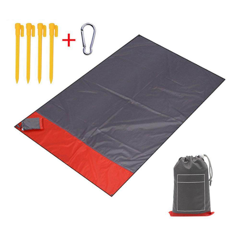 OEM Beach Blanket Waterproof Sand-Proof Outdoor Picnic Blankets Portable Oversized Picnic Mat For Traveling