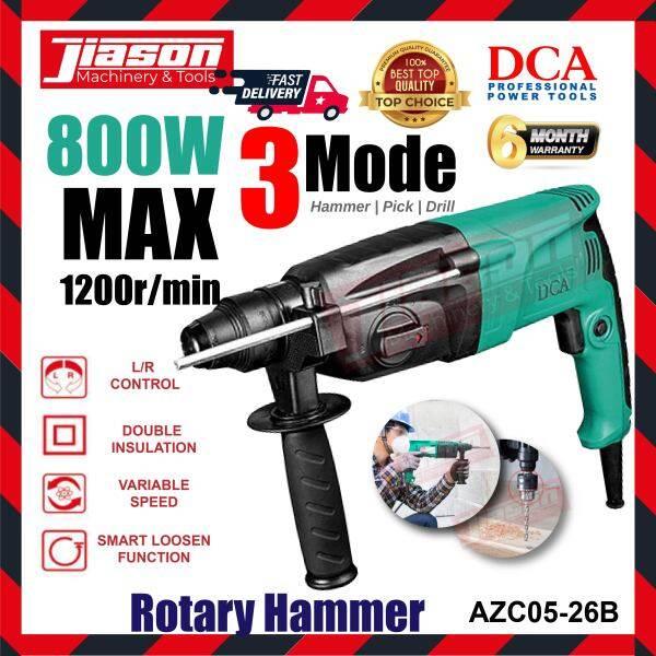 DCA AZC05-26B / AZC 05-26B / AZC 05-26 Rotary Hammer 720w 26mm