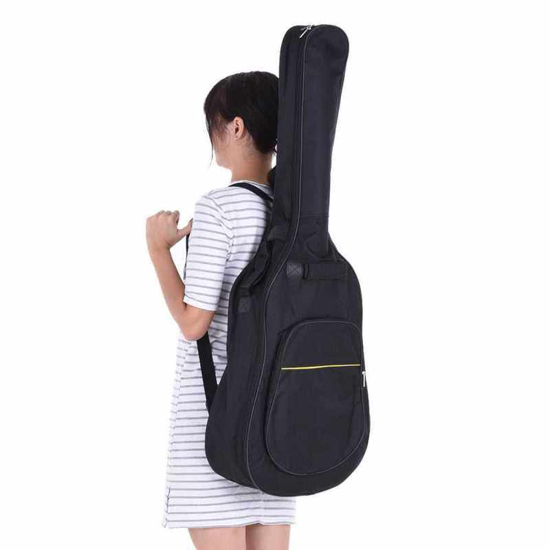 41 Acoustic Classical Guitar Bag Case Backpack Adjustable Shoulder Strap Portable 4mm Thicken Padded Malaysia