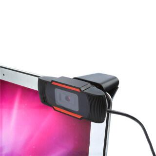 Webcam KEBETEME HD, Camera USB 480P 720P Camera Web Quay Video Xoay Được Kèm Micro, Dành Cho Máy Tính PC 5