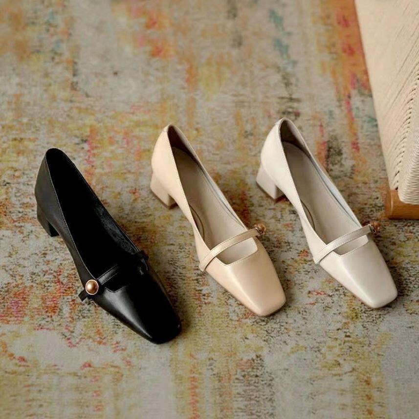 Vintage Mary Janes Giày Nữ Nữ Giày Giày Đi Học Giày Búp Bê Cho Phụ Nữ Giày Ba-lê Đế Bằng Cho Phụ Nữ Trên Doanh Số Bán Hàng 110928 giá rẻ