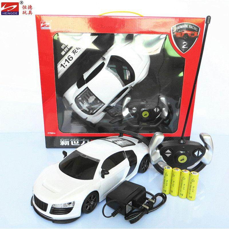 1:16 Charging Remote Control Car Childrens Electric Car Toy Car Model By Jin Xin.