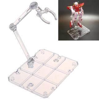 1Set Action Figure Base Suitable Display Stand Bracket for HG 1 144 Cinema Game thumbnail