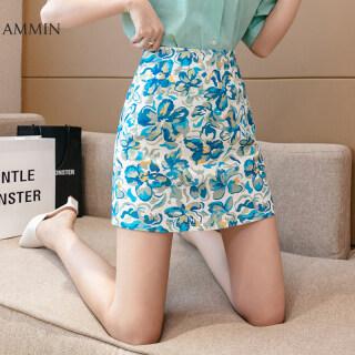, Túi Nữ Mùa Hè 2021 Mới Váy Hông, VÁY VOAN Chữ A Eo Cao thumbnail