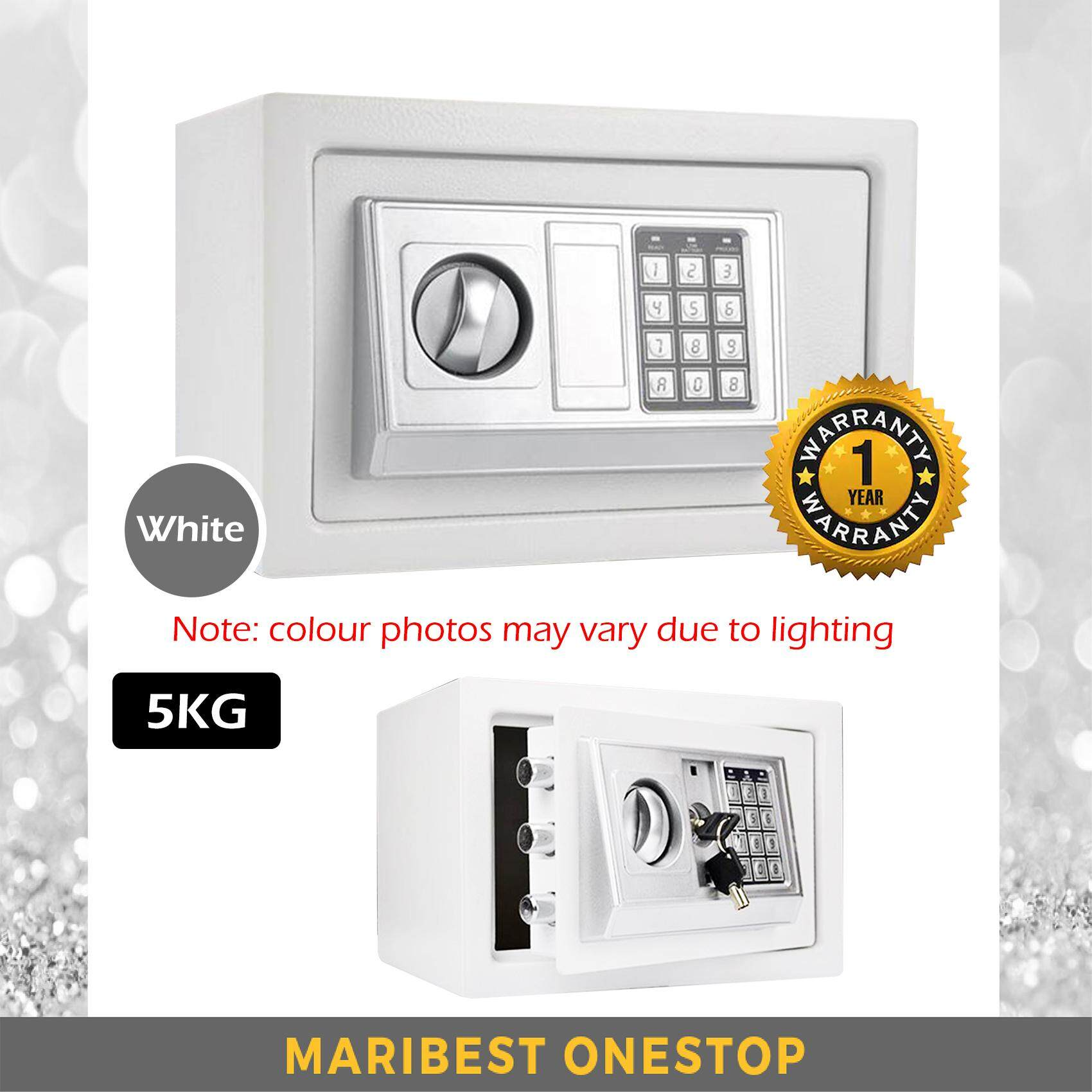 5KG & 6 4KG Safety Box Safe Box Burglary Safe Box Anti-Theft Box