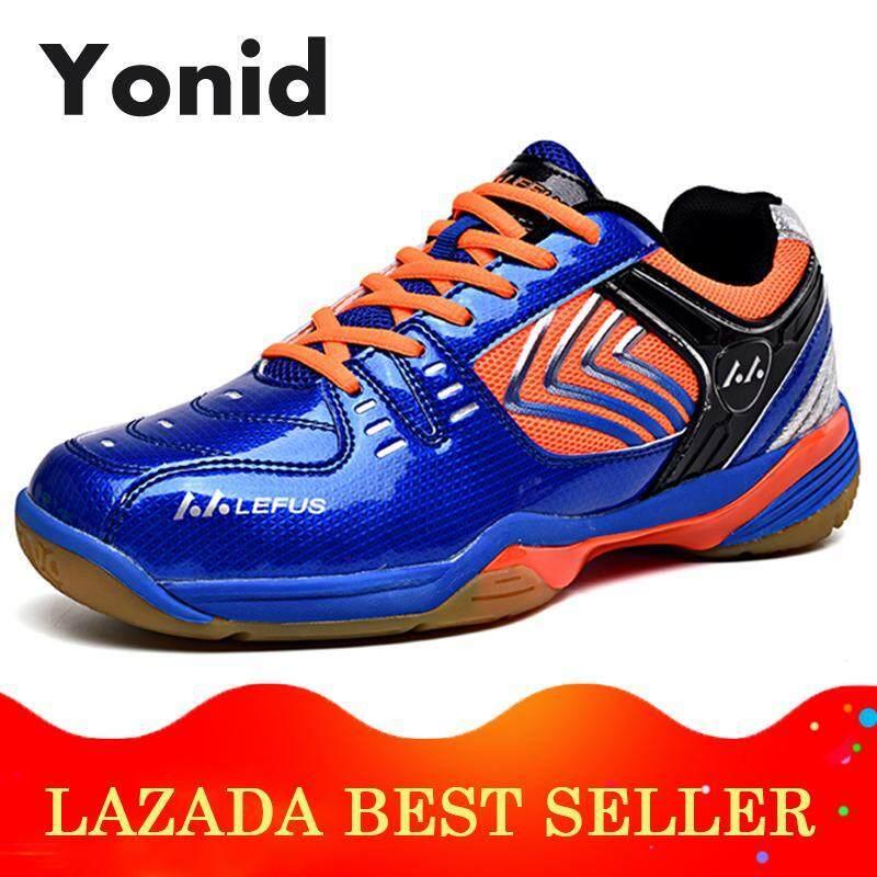 Yonid Size 36-45 Giày Cầu Lông nam Đào Tạo Giày Sneaker Nữ Giày Thể Thao Tennis