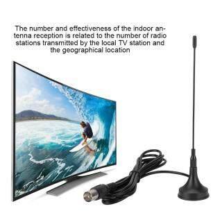 10DBI High Gain HD Không Dây Trong Nhà Khuếch Đại Kỹ Thuật Số Thu Antenna Cho TV DVB-T thumbnail