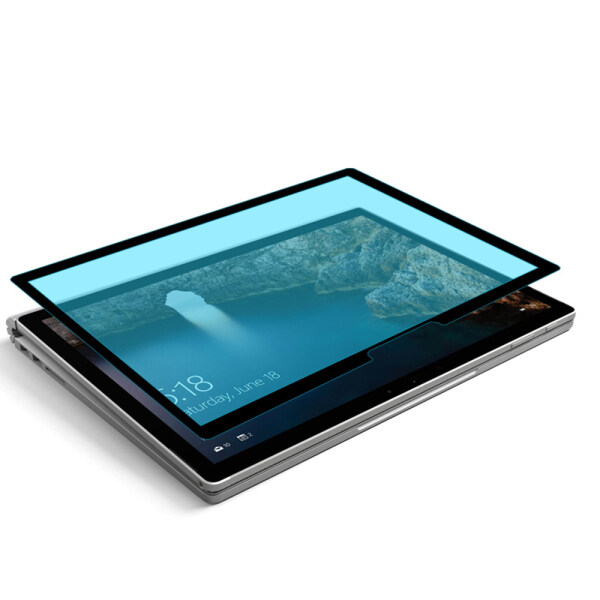 Removable Blue Light Blocking Screen Protector Anti-UV High-transmittance Film Anti Glare Film Compatible with Surface Pro 12.3