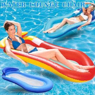 Nước Inflatable Võng, Nổi Giường, Phòng Chờ Ghế Drifter Phụ Kiện Hồ Bơi Bãi Biển thumbnail
