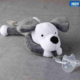น่ารักจุกนมหลอกสำหรับเด็กตุ๊กตาหนานุ่ม wubbanub ทารกแรกเกิดเด็กชาย/หญิงการ์ตูน Nipp-