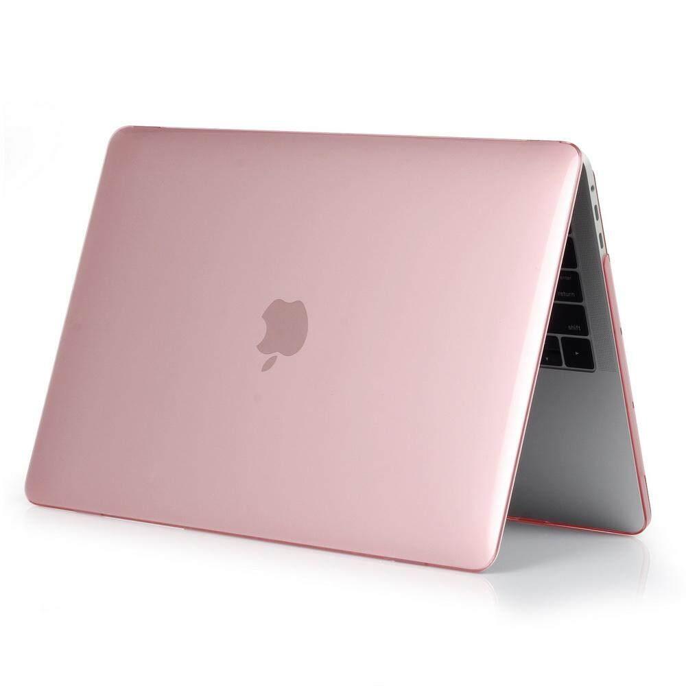 Macbook กรณีคริสตัล Macbook 12 Retina A1534 สีทึบแล็ปท็อป By Leeyoun.