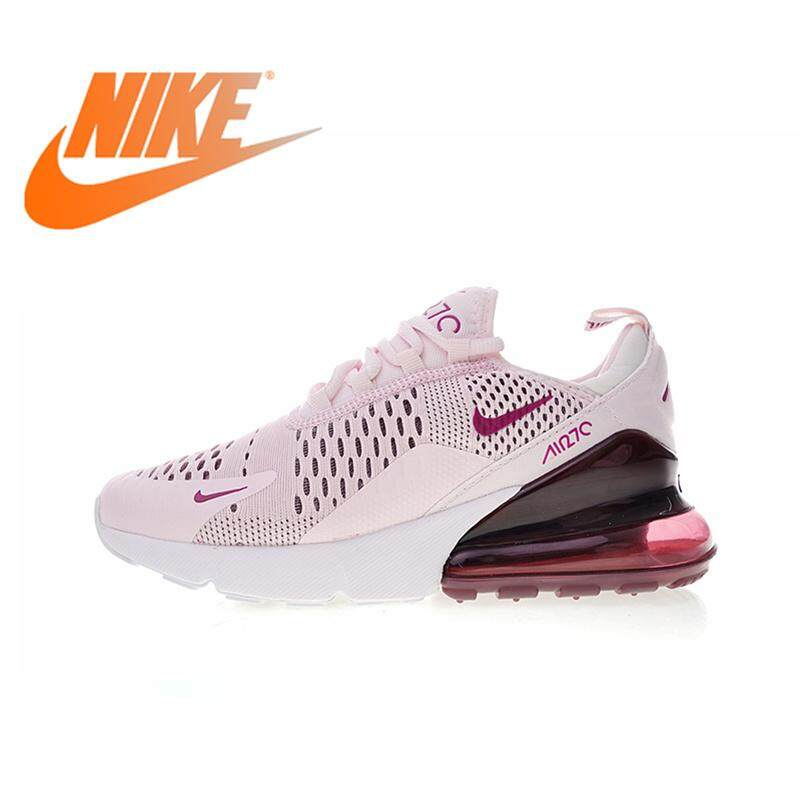 Nike Air Max 270 Womens Running Shoes Sneakers Sport jogging Breathable Comfortable durable AH6789