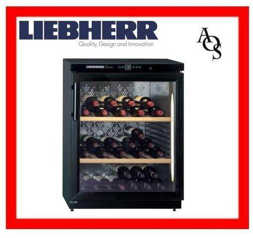 Liebherr Barrique Wine Chiller Wkb 1712 (60 Bottles / Free Standing ) By Appliances Online Sale.