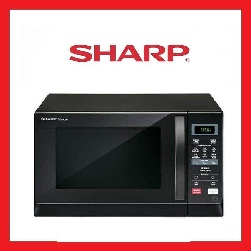 Sharp 20l Microwave Oven R207ek By E Touch Plus.