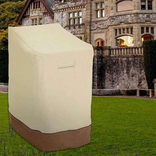 Foldable Drawstring Table Patio Furniture Cover Outdoor Yard Garden Chair Sofa Waterproof Dust Cover Sunscreen Oxford Cloth