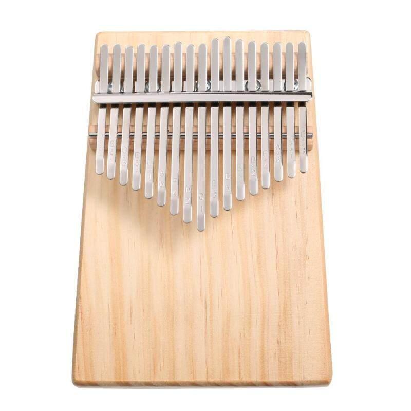 17 Keys Mbira Pocket Musical Instrument Finger Piano Kalimba Portable Thumb Piano Malaysia