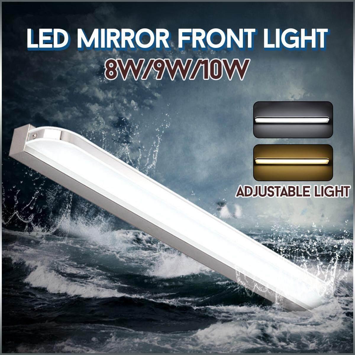 9W(50cm) Bathroom Toilet Vanity Wall Makeup Light Mirror Front Waterproof LED Lamp