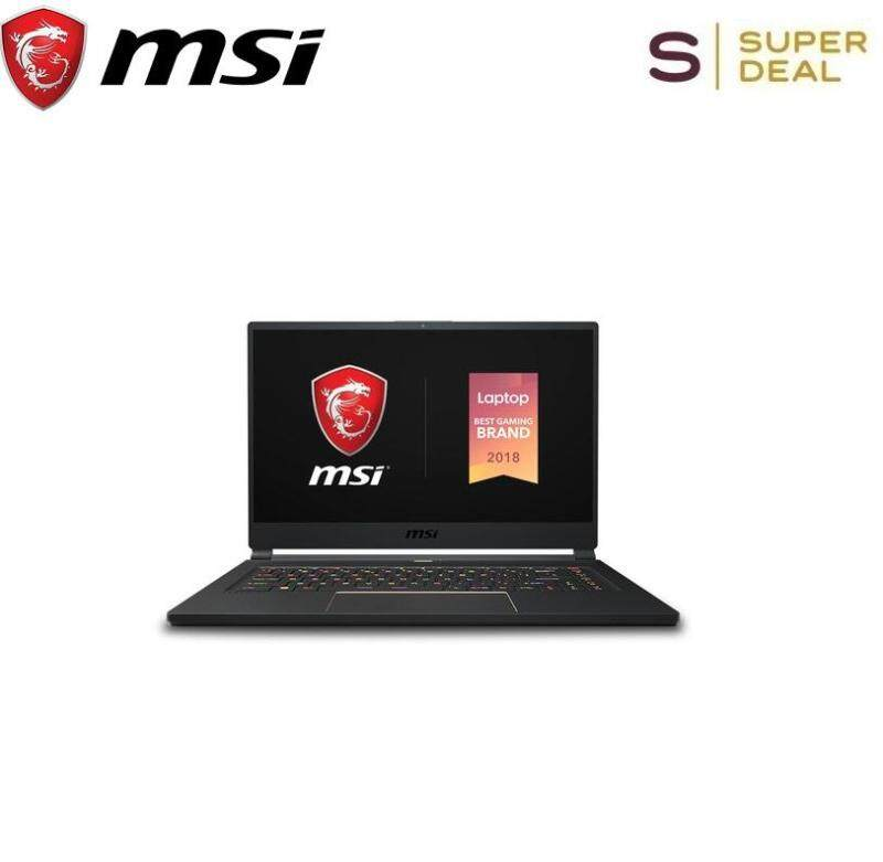 MSI 15.6 GS65 Stealth Gaming Laptop (i7-9750H, 32GB DDR4  512GB NVMe SSD , RTX 2070) Malaysia